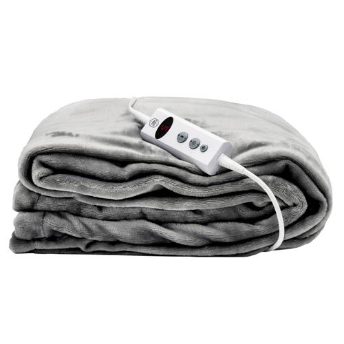 Obh Cosy Hug Grey Varmetæppe