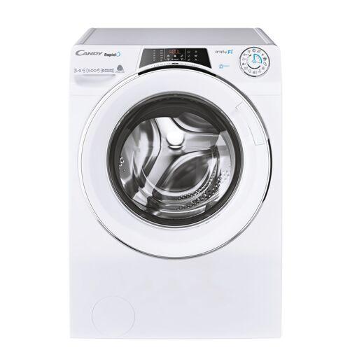 Candy Row41494dwmces Kombinerad Tvätt/torkmaskin - Vit