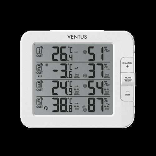 Ventus W210 Väderstationer