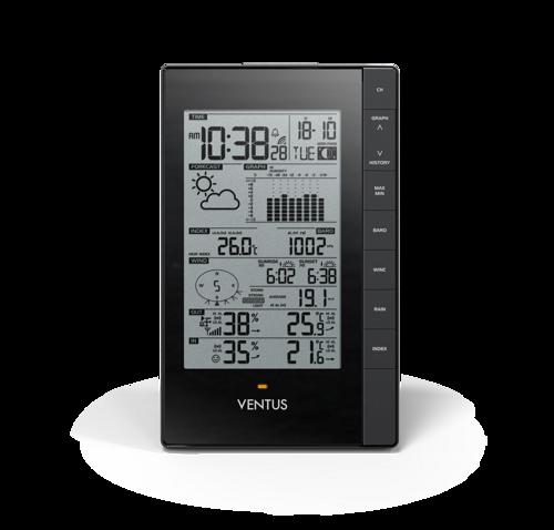 Ventus W835 Professionel With Pc Software Väderstationer
