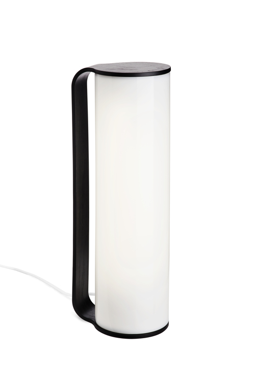 Innolux Tubo Black Table Lamp Wake Up Light