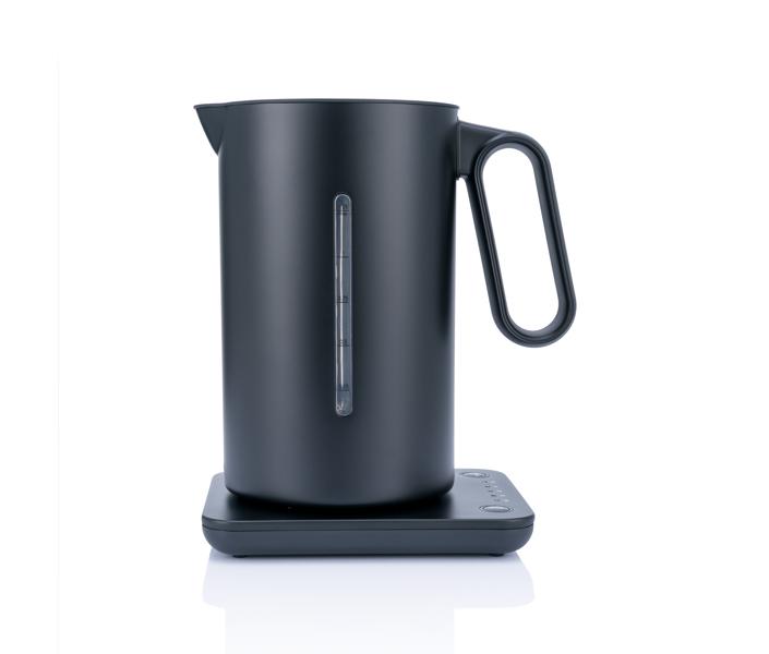 WSPOK 1000B Black Pour Vattenkokare 0,8 L, Svart Wilfa