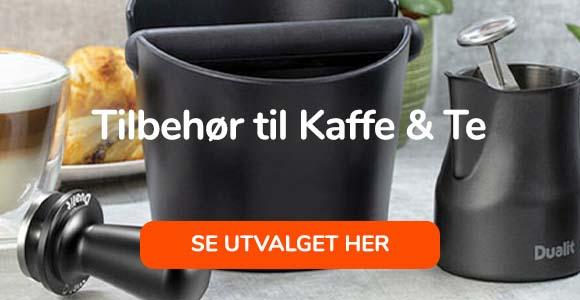 Tilbehør til Kaffe & Te