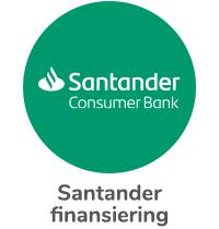 Santander finansiering