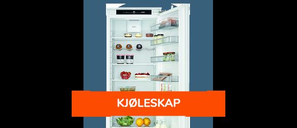 IKEA Kjøleskap