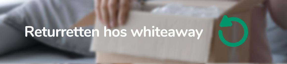 Returretten hos whiteaway